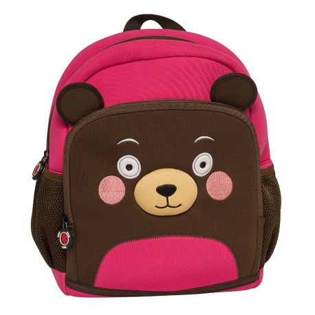 Bacpack Bear (Pink)