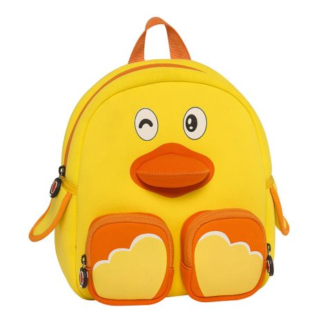 Bacpack Yellow Duck (With Sound)