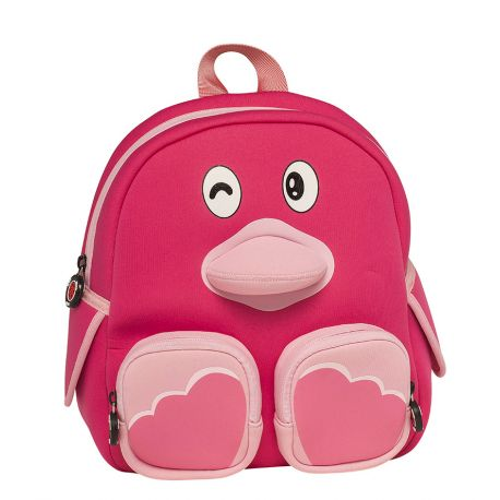 Bacpack Pink Duck (With Sound)