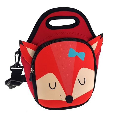 Lunch Bag Fox