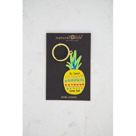 Enamel KC Pineapple Be Sweet