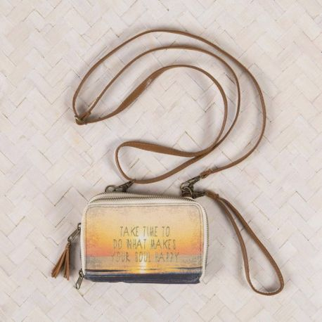 Indi Wristlet Take Time