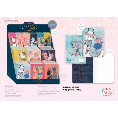 NOTEBOOKS DISPLAY LLAMA PC. 36