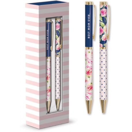 BOXED PENS - SET OF 2 (MOM)