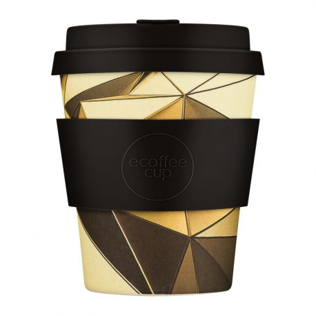 Bamboo Cup with Lid Swanston & Collins
