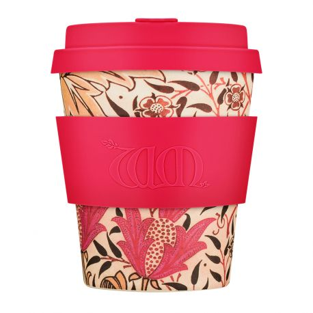 BAMBOO CUP WITH LID EARTHLY PARADISE