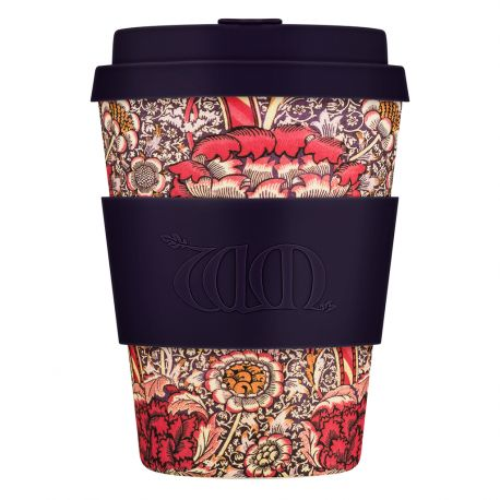 BAMBOO CUP WITH LID WANDLE