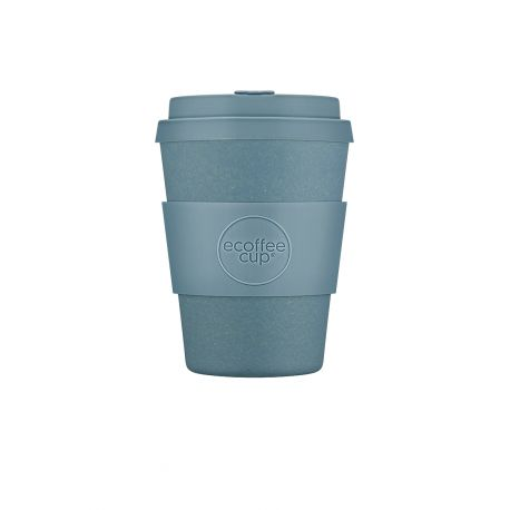 BAMBOO  CUP WITH LID GRAY GOO
