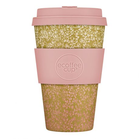 BAMBOO  CUP WITH LID MISCOSO PRIMO