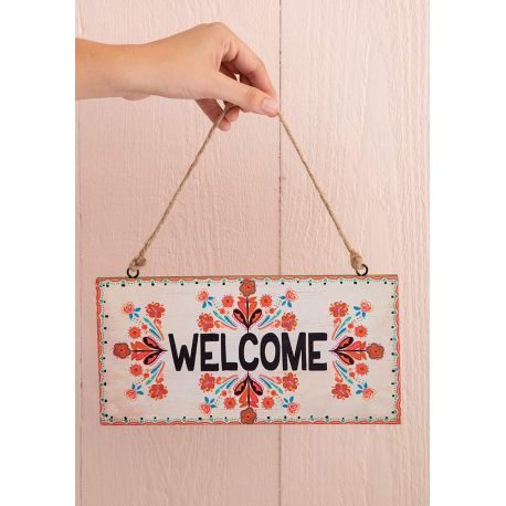 Welcome Sign Welcome