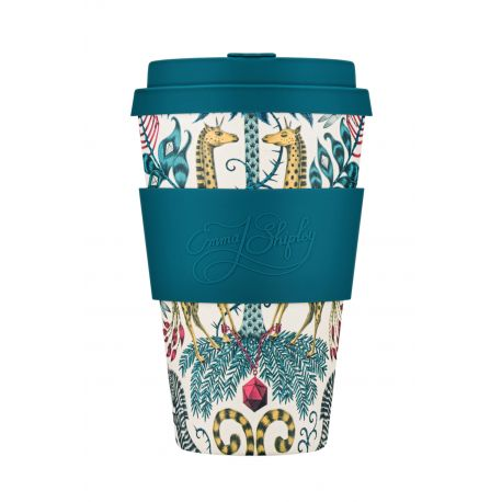 BAMBOO CUP WITH LIDKRUGER