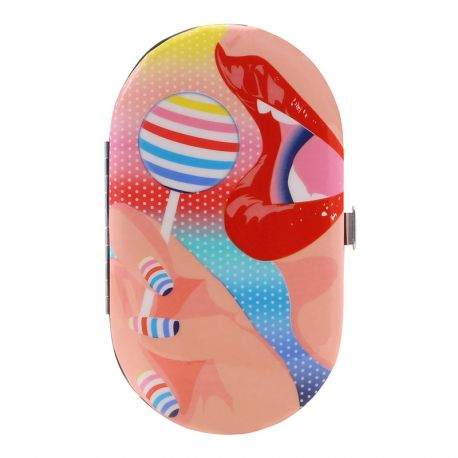 FIRST CLASS LOUNGE MANICURE SET-LOLLIPOP