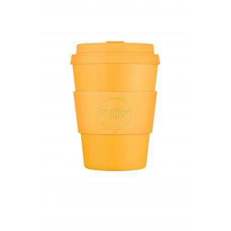 BAMBOO CUP WITH LID TINY BANANAFARMA  340ml