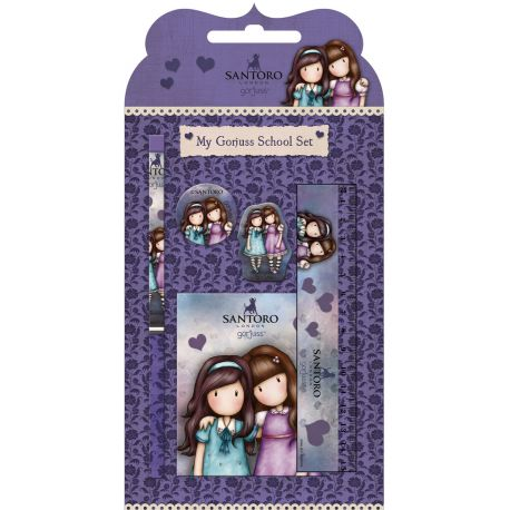 Stationery Set in Blister Walk Together