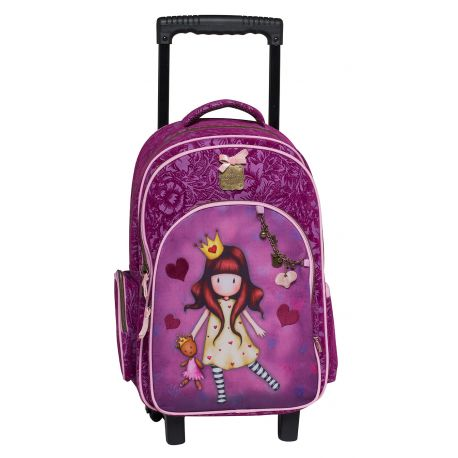 Trolley Backpack Princess