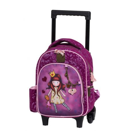 Small Trolley Backpack Princess