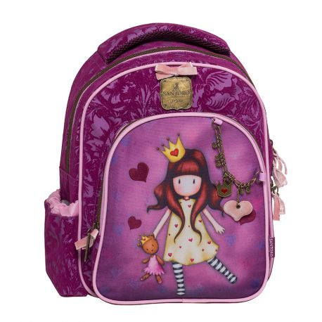 Round Small Backpack Princess