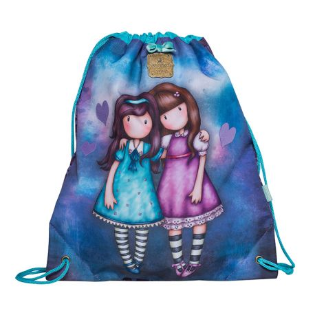 Drawstring Bag Walk Together