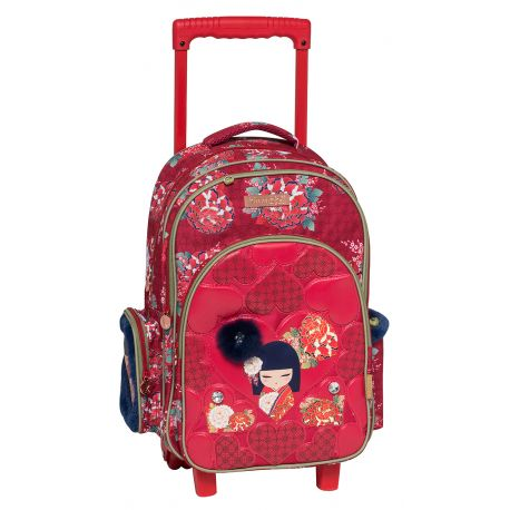 Small Trolley Backpack Miwa