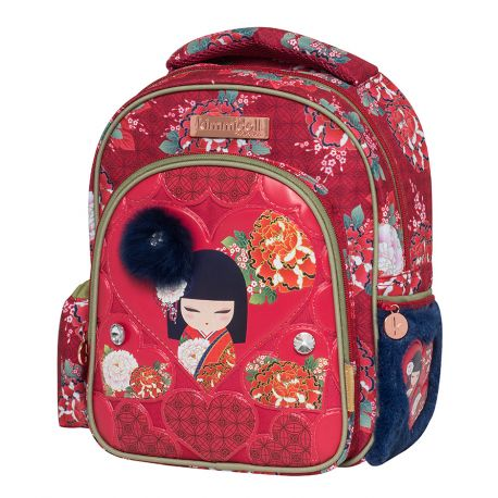 Round Small Backpack Miwa