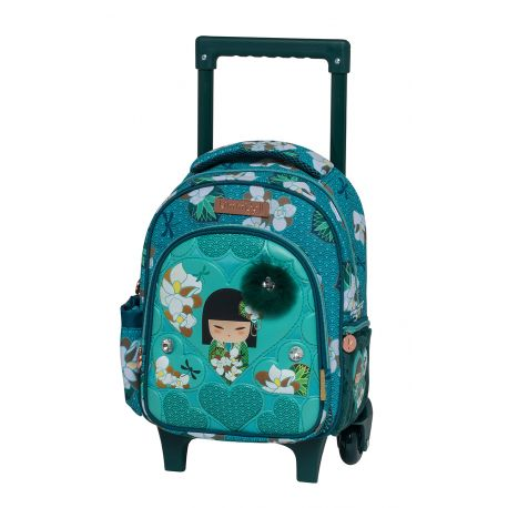 Small Trolley Backpack Nonoko