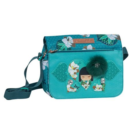 Shoulder Bag W/Flap Nonoko