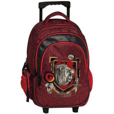 Trolley Backpack Gryffindor