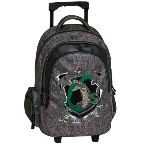 Trolley Backpack Slytherin