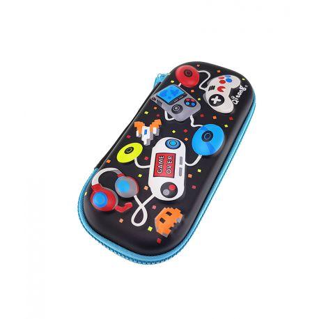 3D EVA Pencil Case Video Games