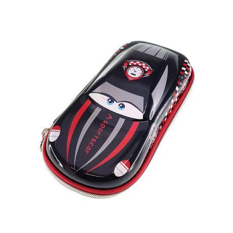 3D EVA Pencil Case Car