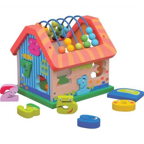 ΞΥΛΙΝΟ ACTIVE HOUSE