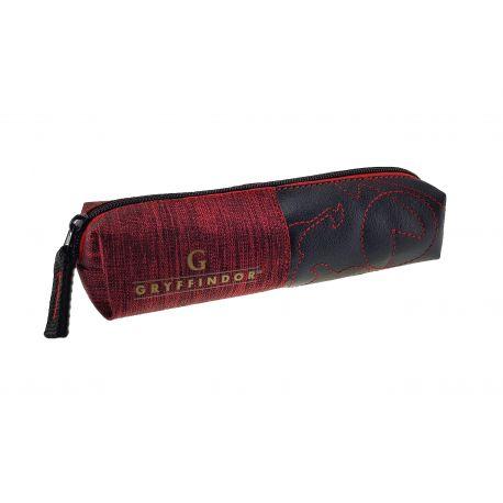 Round Pencil Case Gryffindor