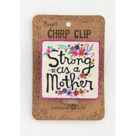 Chirp Magnet Clip Strong As Mother