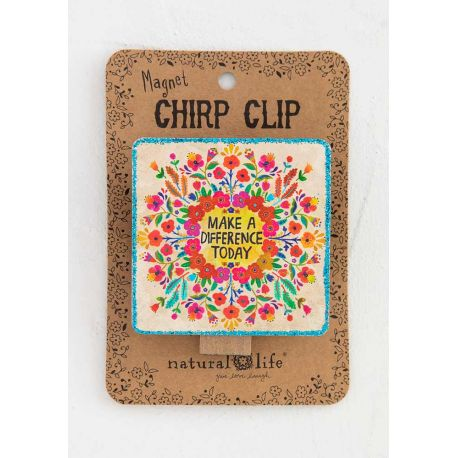 Chirp Magnet Clip Make A Difference