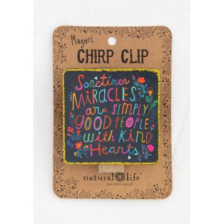 Chirp Magnet CLip Miracles