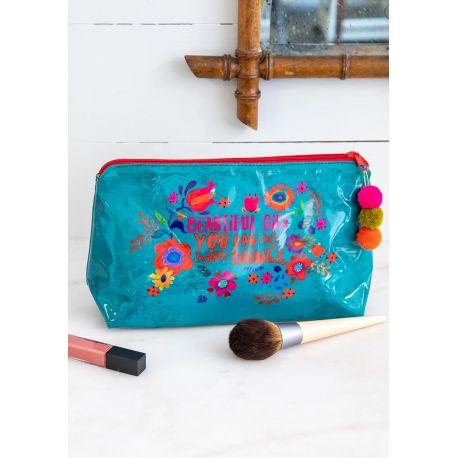 Make-up Bag Beautiful Girl