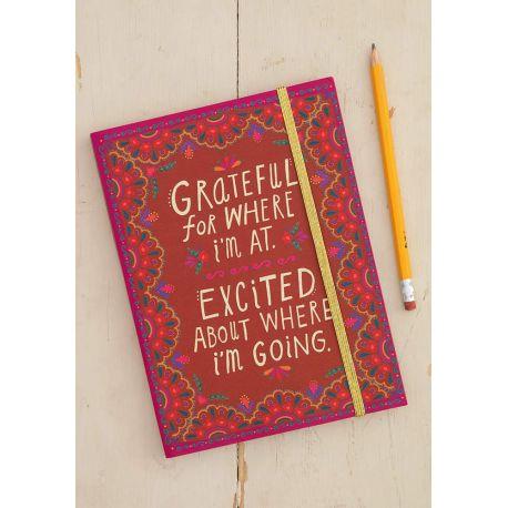 Journal Grateful Where Im At