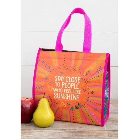 Insulated Lunch Bag Stay Close Sun