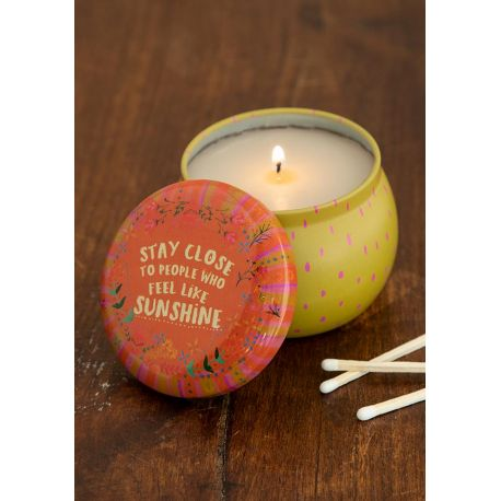 Sm Candle Tin Stay Close To People