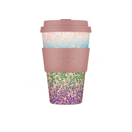 BAMBOO CUP WITH LID MISCOSO QUATRO 400ml