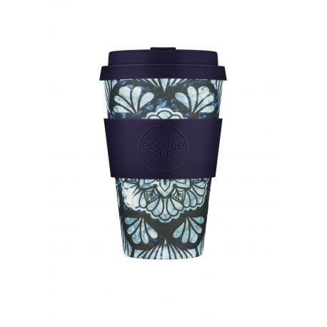 BAMBOO CUP WITH LID MILPERRA MUTHA 400ml