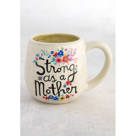 Cup of Mug Strong as a Mother