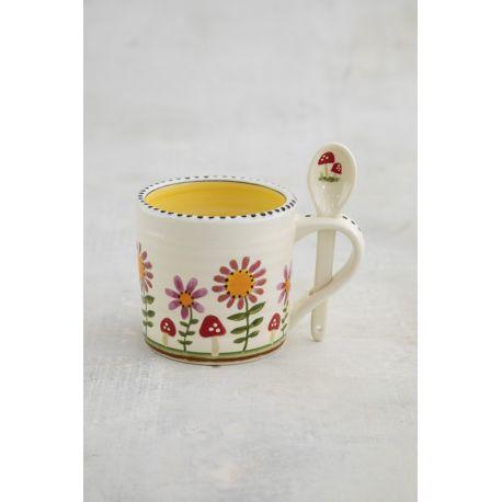 Hazel Mug & Spoon Set Little Things