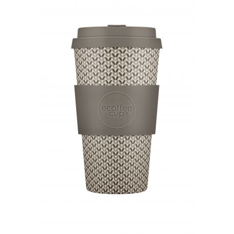 Bamboo Cup with Lid SAID BEEDLE 475ml