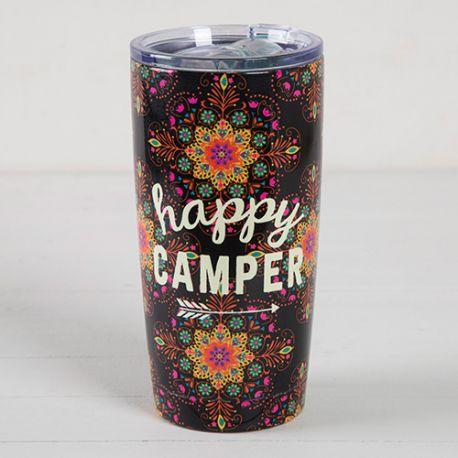 Tumbler Happy Camper