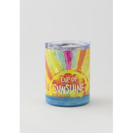 Lowball Tumbler Cup of Sunshine