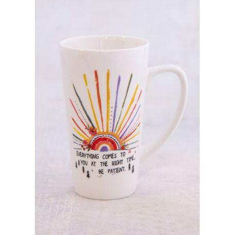 Latte Mug Everything Will Be