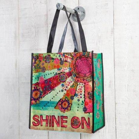 Gift Bag L Beach Shine On