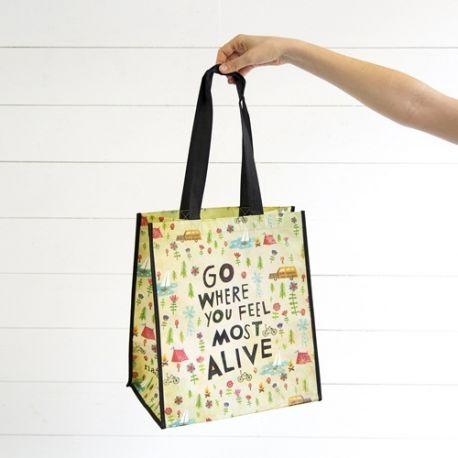 Gift Bag XL Go Feel Alive