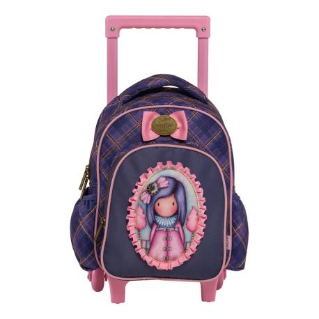 SMALL TROLLEY BACKPACK